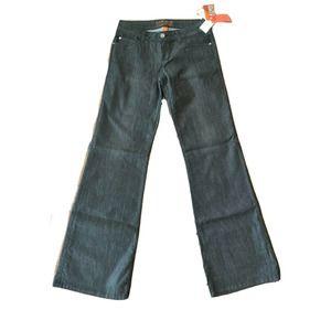 Michael Kors Straight Leg Boot Denim Jeans
